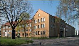 TU Freiberg, Neubau Formgebung
