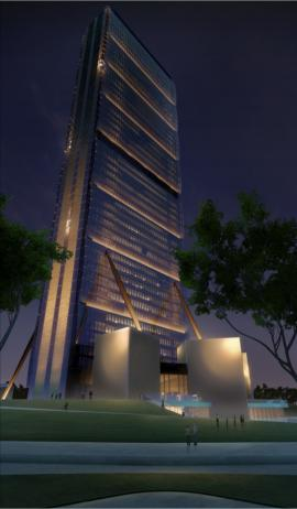 torre isozaki milano