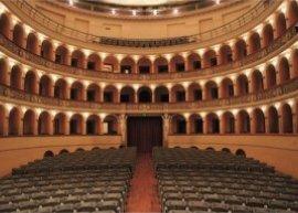 Building of the Veneto Region Theatre